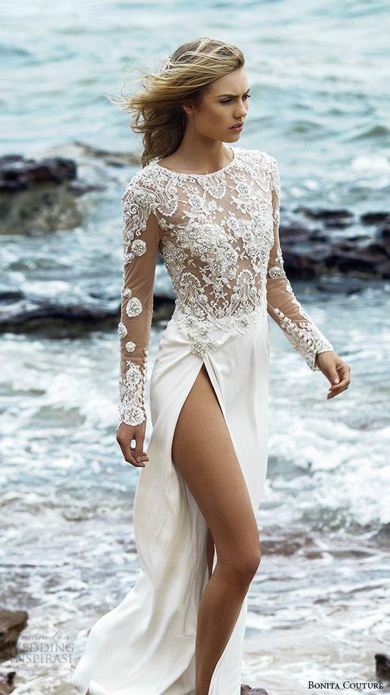 Vestidos De Novia Para Bodas En La Playa Curso De