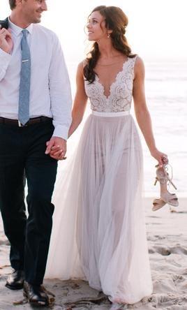 Vestidos de novia para bodas en la playa (2)