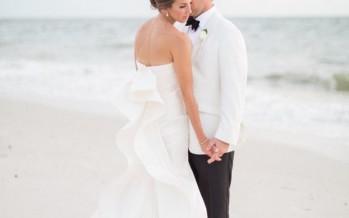 Vestidos de novia para bodas en la playa