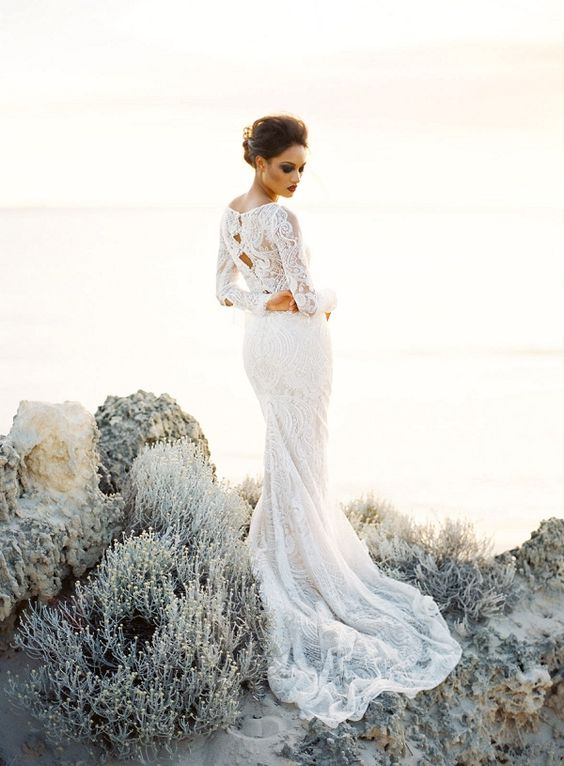 Vestidos de novia para bodas en la playa (8)