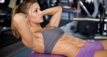 Rutina de ejercicios para abdomen fuerte y marcado