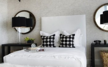 Ideas para decorar tu casa en blanco y negro