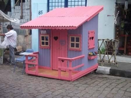 Como disenar una casita de juegos para patio 17 curso for Casitas de patio para almacenar
