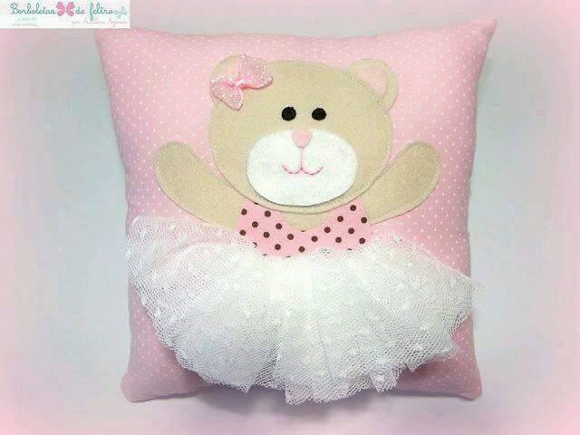 Dyi cojines y cuadros decorativos para nina 29 curso - Cojines para habitacion de bebe ...