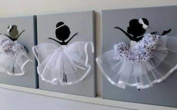 Diy cojines y cuadros decorativos para niña