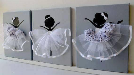 dyi cojines y cuadros decorativos para nina (30) | Curso ...