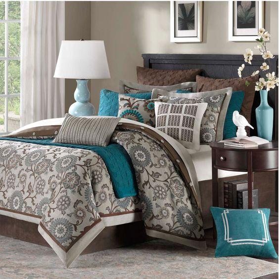 ideas para decorar tu cama con cojines