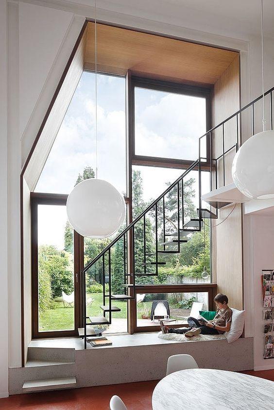 ideas para decorar tus escaleras (1) - Curso de Organizacion del hogar