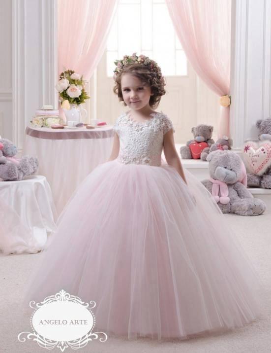 Vestidos de nina para fiestas y eventos elegantes 42 for Fiestas elegantes decoracion