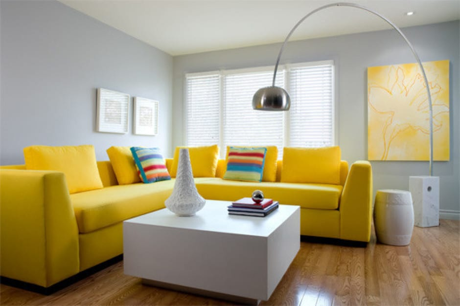 Ideas Para Decorar Tu Casa Con Toques De Color Amarillo