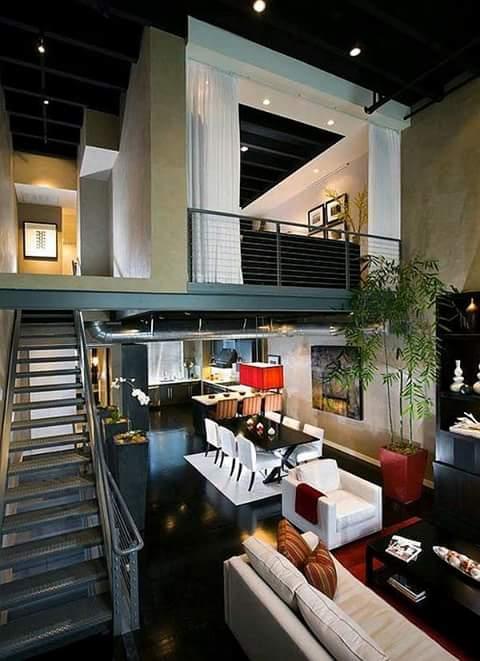 13 ideas para decorar un loft 10 curso de organizacion - Ideas para decorar un loft ...