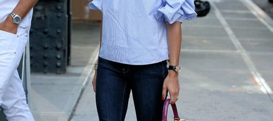 Blusas de moda verano 2017 – 2018