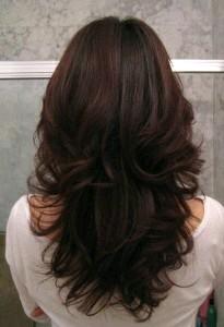 cortes de cabello en capas largas 8 curso de