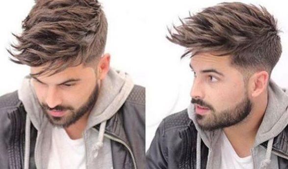 Cortes de cabello para hombres 2017