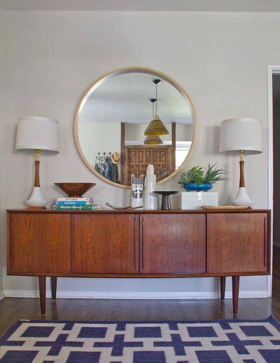 Credenzas 22 curso de organizacion del hogar y for Clases de decoracion de interiores