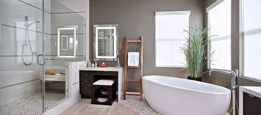 Baños con tina decoracion ~ dikidu.com