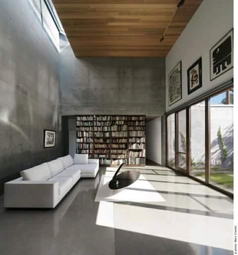 Decoracion de cemento lo ultimo en tendencia 17 curso - Lo ultimo en decoracion de interiores ...