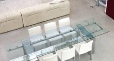 Decoracion de comedores con mesas de cristal