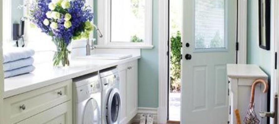 Decoracion de cuarto de lavado - Curso de Organizacion del hogar