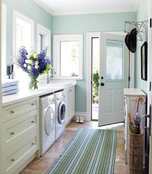 Decoracion de cuarto de lavado - Curso de Organizacion del hogar y ...