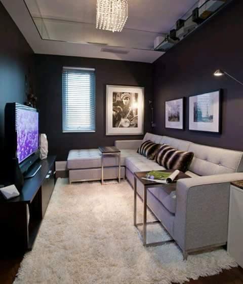Decoracion de cuarto de tv   curso de organizacion del hogar