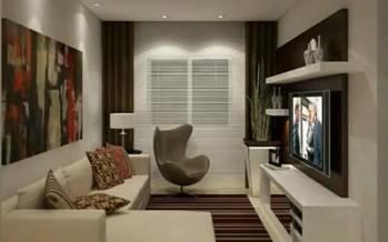 Decoracion de cuarto de tv