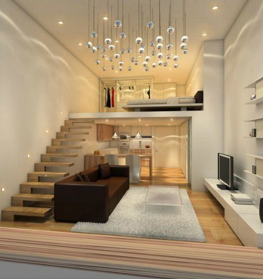 Decoracion de espacios con doble altura 2 curso de for Decoracion de espacios interiores