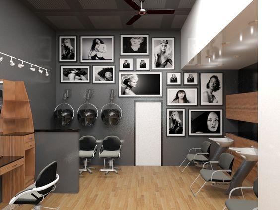 Decoracion de esteticas 22 curso de organizacion del - Esteticas decoracion interiores ...
