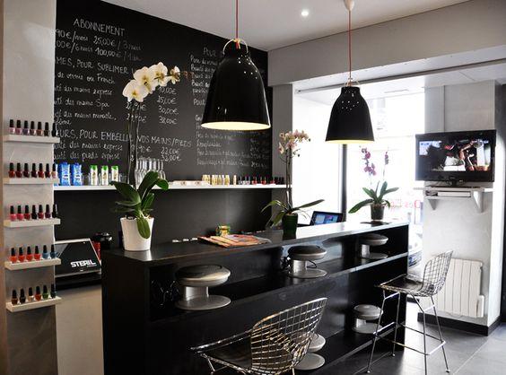 Decoracion de esteticas 25 curso de organizacion del - Ideas decoracion interiores ...