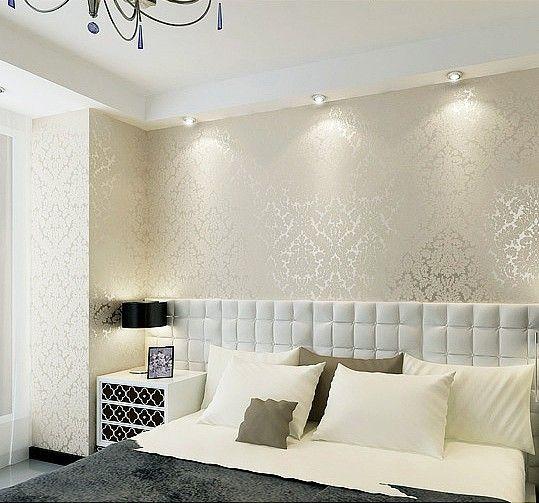 Decoracion de habitacion con papel tapiz 10 curso de for Papel para habitacion