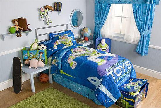 Decoracion de habitaciones infantiles toy story curso de organizacion del hogar y decoracion - Decoracion de habitaciones infantiles ...