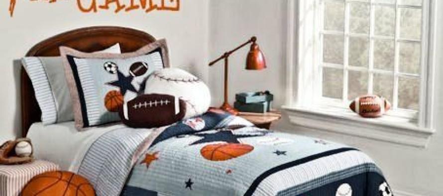 Decoracion de habitaciones infantiles deportes curso de - Ideas para decoracion habitaciones infantiles ...