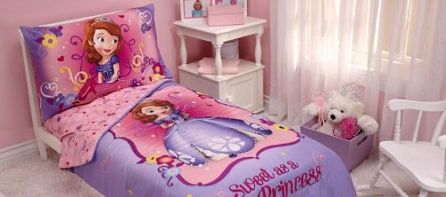 Decoracion de habitaciones infantiles princesa sofia - Decoracion de habitaciones infantiles nina ...