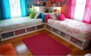 Decoracion de habitaciones para niño y niña