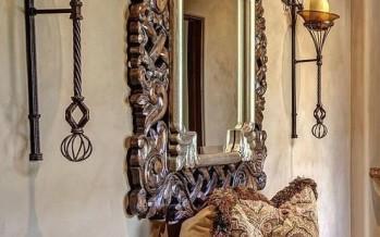 Decoracion de interiores estilo colonial
