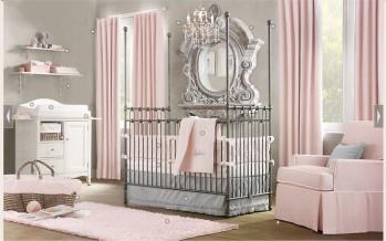Decoracion de interiores estilo frances para bebes