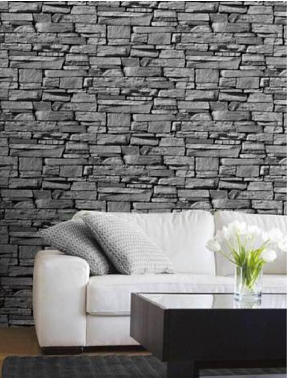 decoracion de salas con papel tapiz 2 curso de organizacion del hogar y decoracion de interiores. Black Bedroom Furniture Sets. Home Design Ideas