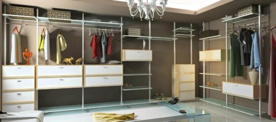 Diseños de closets modernos
