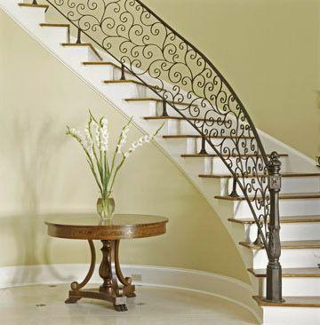 Dise os de escaleras de herreria 1 curso de for Fotos de escaleras de herreria