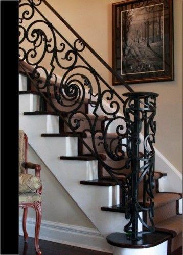 Dise os de escaleras de herreria 13 curso de for Aprender diseno de interiores