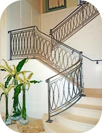 Dise os de escaleras de herreria 16 curso de Escaleras herreria para interiores