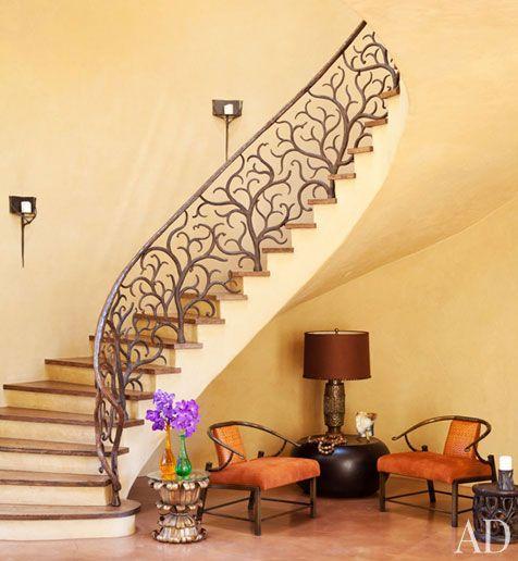 Dise os de escaleras de herreria 24 curso de for Aprender diseno de interiores