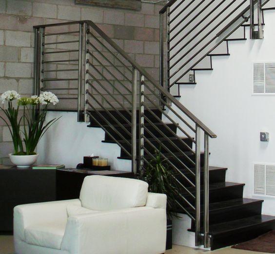 Dise os de escaleras de herreria 3 curso de for Diseno de escaleras interiores minimalistas