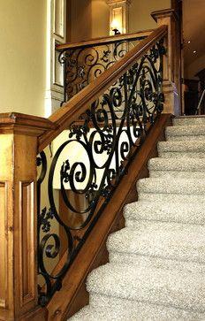 Dise os de escaleras de herreria 9 curso de for Fotos de escaleras de herreria