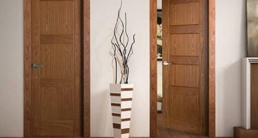 Diseños de puertas para interiores
