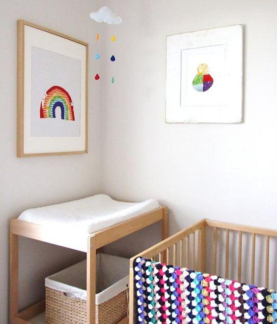 Ideas de cambiadores para bebes 8 curso de organizacion del hogar y decoracion de interiores - Cambiador mi cuna ...