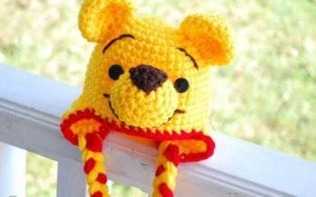 Ideas de gorros tipo crochet