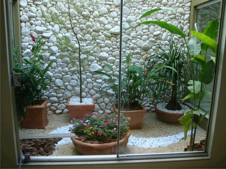 Ideas de jardines y patios interiores 17 Curso de Organizacion