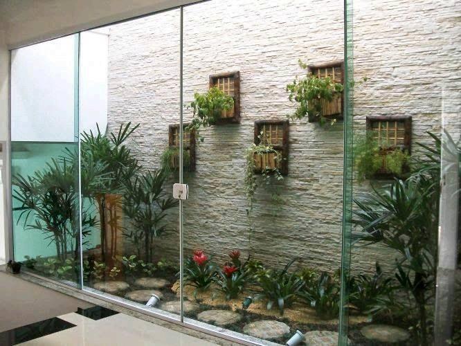Jardines interiores - Plantas para patios interiores ...