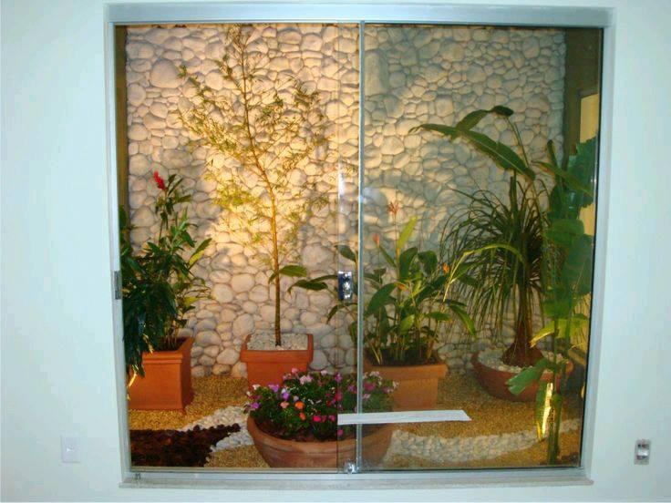 Ideas de jardines y patios interiores 22 curso de - Patios interiores decoracion ...